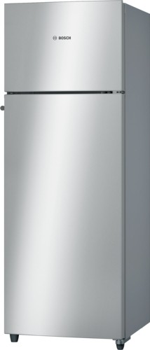 View Bosch 288 L Frost Free Double Door Refrigerator(KDN30VS20I, Silver) Price Online(Bosch)