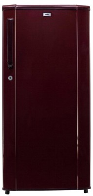 Haier 181 L Direct Cool Single Door Refrigerator(HRD-2015SRH, Burgundy Red)