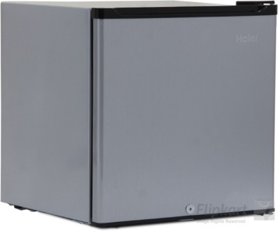 Haier 62 L Direct Cool Single Door Refrigerator(HR-62HP, Silver Grey)