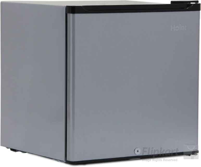 View Haier 62 L Direct Cool Single Door Refrigerator(HR-62HP, Silver Grey, 2016)  Price Online