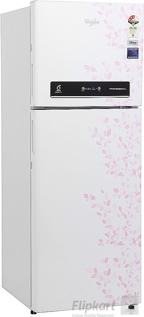 View Whirlpool PRO 355 ELT 3S 340 L Double Door Refrigerator  Price Online