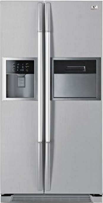View Videocon REF VPL60ZPS-FSC 604 L Side by Side Refrigerator Price Online(Videocon)