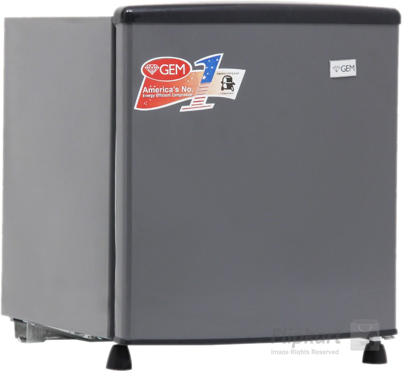 View GEM GRD-70DGWC 50 L Single Door Refrigerator  Price Online