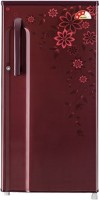 LG 188 L Direct Cool Single Door Refrigerator(GL-B191KCOQ, Coral Ornate)