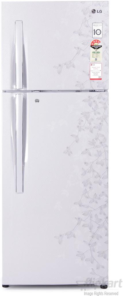 LG GL-D302RPJL 285 L Double Door Refrigerator   Refrigerator  (LG)
