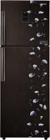 SAMSUNG 345 L Frost Free Double Door Refrigerator(RT36JSMFEBZ, Tender Lily Black)