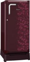 Whirlpool 190 L Direct Cool Single Door Refrigerator(205 ICEMAGIC PRM 5S, Wine Exotica)