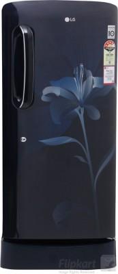 LG GL-D221AMLL/ASLL 215 litres 4S Single Door Refrigerator (Lily)
