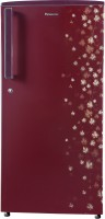 Panasonic 190 L Direct Cool Single Door Refrigerator(NR-A196STMGP, Maroon Glitter)