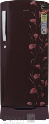 Samsung RR19K182ZRZ 192 Litres Single Door Refrigerator