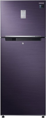 SAMSUNG 465 L Frost Free Double Door Refrigerator(RT47K6238UT, Pebble Blue)