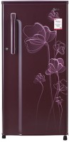 LG 188 L Direct Cool Single Door Refrigerator(GL-B191KSHU, Scarlet Heart, 2017)
