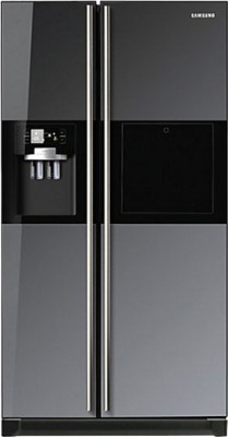 Samsung RS21HZLMR1/XTL 585 Litres Side by Side Door Refrigerator