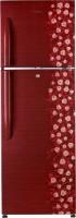 Haier 247 L Frost Free Double Door Refrigerator(HRF-2673CRI-R, Red Liana)