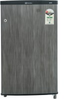 Electrolux 80 L Direct Cool Single Door Refrigerator(ECO90PSH/EC091PSH, Silver Hairline, 2016)