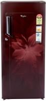 Whirlpool 200 L Direct Cool Single Door Refrigerator(215 IMFRESH PRM 5S, Wine Regalia)