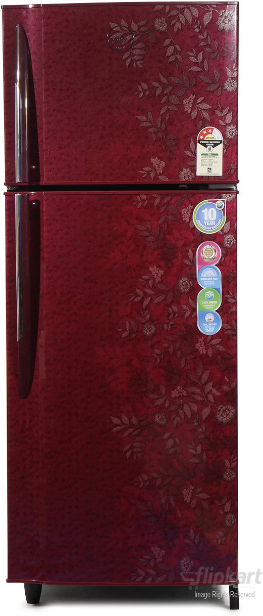 View Godrej RT EON 260 P 3.3 260 L Double Door Refrigerator  Price Online