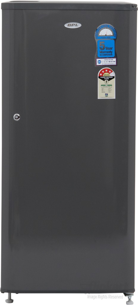 View BPL BRD205 190 L Single Door Refrigerator  Price Online
