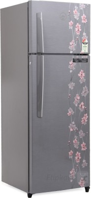 Godrej RT EON 290 P 3.4 3S 290 Litres Double Door Refrigerator (Meadow)