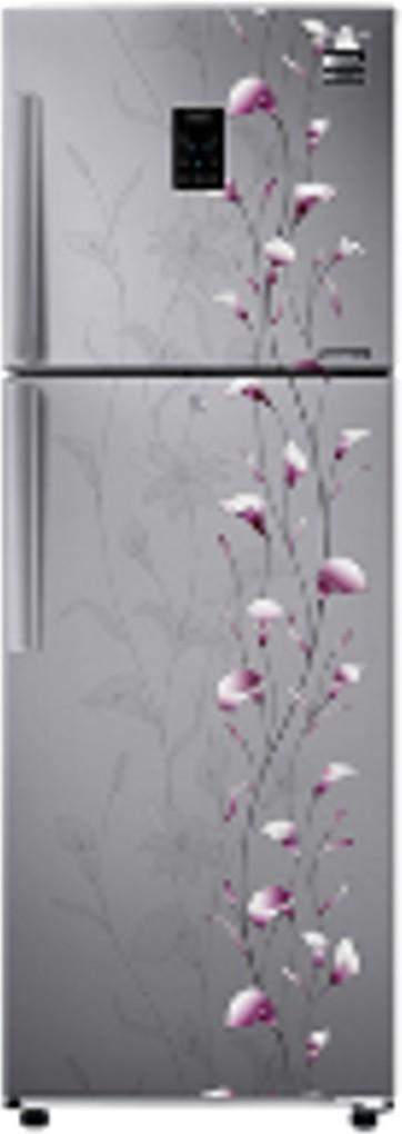 View Hitachi 253 L Frost Free Double Door Refrigerator(R-H270PND4K (SLS), Silver) Price Online(Hitachi)