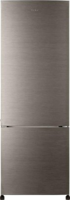 Haier HRB-3653BS-H/R 345 Litres Double Door Refrigerator