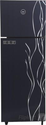 Godrej 343 L Frost Free Double Door Refrigerator (RT EON 343 SG 2.4, Ebony)