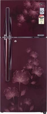 LG GL-D302JGFL/JMFL/JPFL/JSFL 285 Litres Double Door Refrigerator (Florid)