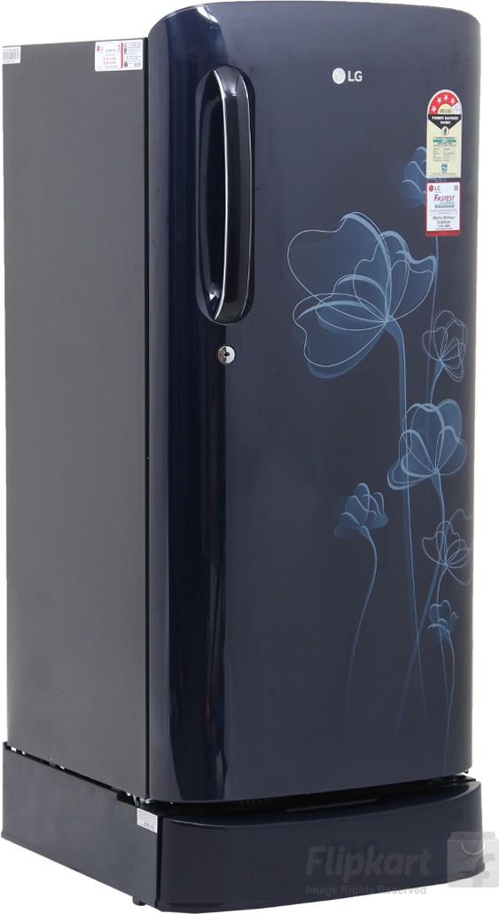Lg Gl D201amhl 190ltr Single Door Refrigerator Price In