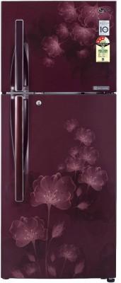 LG-GL-D322JSFL/MFL/GFL/PFL-310-Litres-4S-Double-Door-Refrigerator-(Florid)