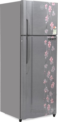 Godrej RT EON 350 P 3.4 (Silver Meadow) 350 Litres Double Door Refrigerator