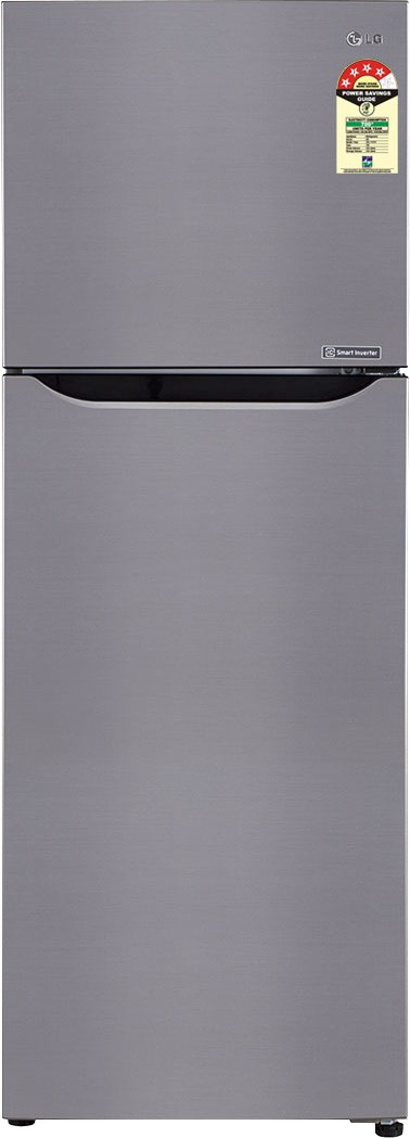 LG GL-A282SPZL 255 L Double Door Refrigerator   Refrigerator  (LG)