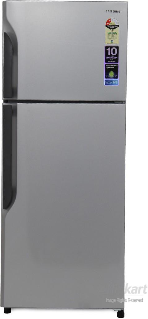 View Samsung RT26H3000SE 255 L Double Door Refrigerator  Price Online