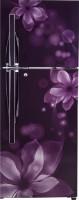 LG 260 L Frost Free Double Door Refrigerator(GL-U292JPOL, Purple Orchid)