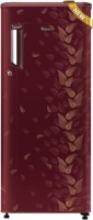 Whirlpool 190 L Direct Cool Single Door Refrigerator(205 ICEMAGIC POWERCOOL PRM 4S, Wine Fiesta)