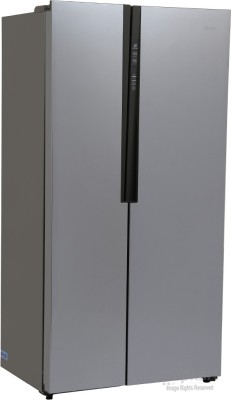 HAIER HRF 618SS 565Ltr Side By Side Refrigerator