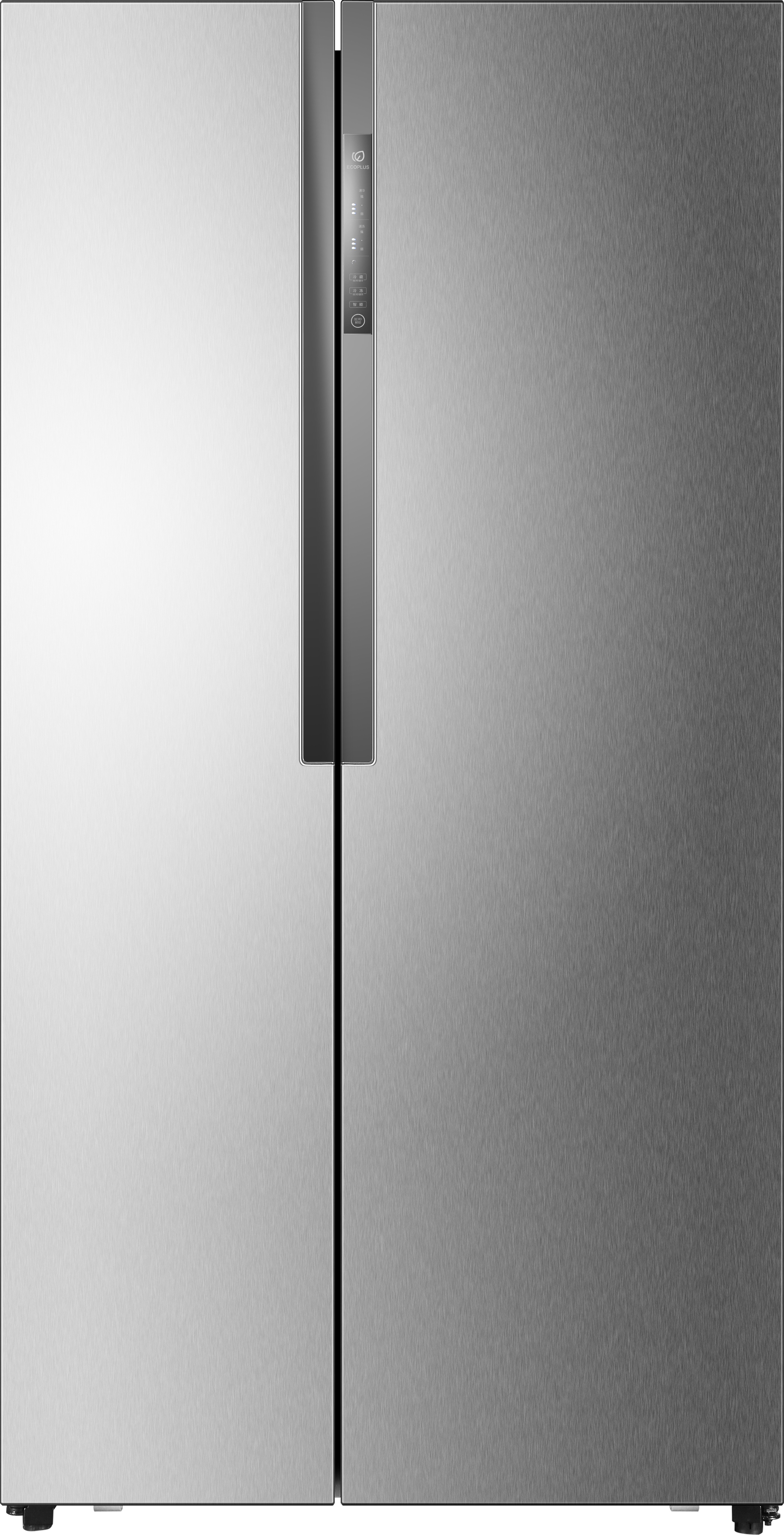 View Haier HRF-618SS 565 L Side by Side Refrigerator  Price Online