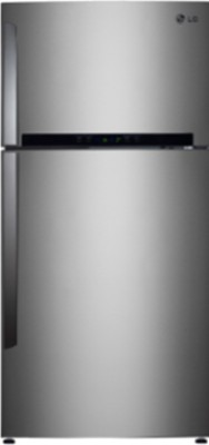 LG GL-T542GNSL 495L Frost Free Double Door Refrigerator