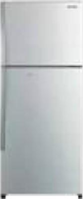 Hitachi 289 L Frost Free Double Door Refrigerator (R-H310PND4K (SLS), Silver)