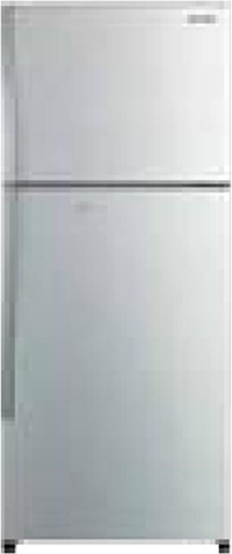 View Hitachi 289 L Frost Free Double Door Refrigerator(R-H310PND4K (SLS), Silver) Price Online(Hitachi)