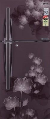 LG GL-I302RSFL 284L Frost Free Double Door Refrigerator
