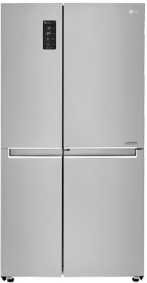LG GC M247CLBV 687Ltr Side By Side Refrigerator