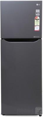 LG GL-Q282STNM 255 L Frost Free Double Door Refrigerator