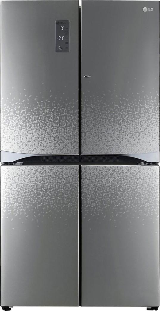 LG GR-M24FWAHL 725 L Side by Side Refrigerator (LG)  Buy Online
