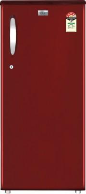 GEM 180 L Direct Cool Single Door Refrigerator (GRD 2004BRWC/DGWC, Burgundy Red)