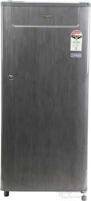 Whirlpool 190 L Direct Cool Single Door Refrigerator (205 GENIUS CLS PLUS 4S, Grey Titanium)