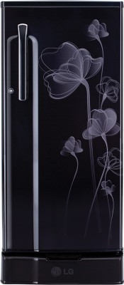 LG GL-D205KGHN/KVHN/KSHN 190 Litres 5S Single Door Refrigerator (Heart)