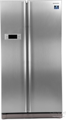 Samsung RS21HSTPN1 600 Litres Side-by-Side Door Refrigerator