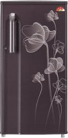 LG 188 L Direct Cool Single Door Refrigerator(GL-B191XGHP, Graphite Heart, 2016)