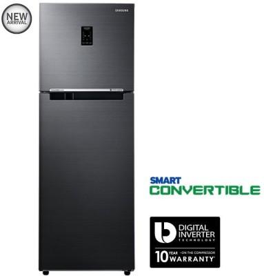 Samsung RT34K3723BS/HL 321 Litres Double Door Refrigerator