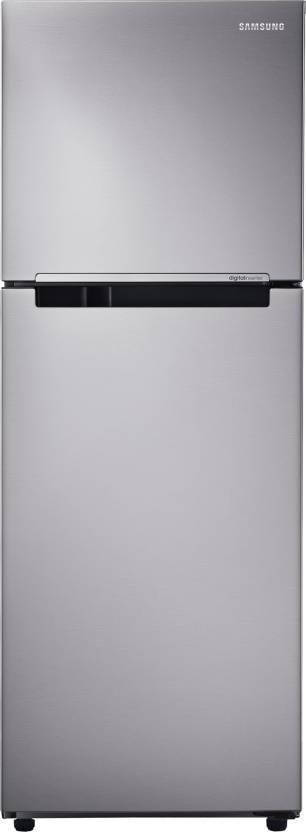 SAMSUNG 253 L Frost Free Double Door Refrigerator(RT28M3022S8, Elegant Inox, 2017) (Samsung) Tamil Nadu Buy Online